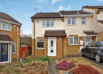 Thumbnail 2 bed end terrace house for sale in Brake Close, Kingswood, Bristol