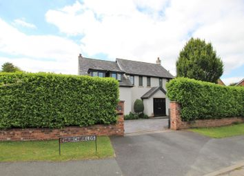Thumbnail 4 bed detached house for sale in Churchfields, Bowdon, Altrincham
