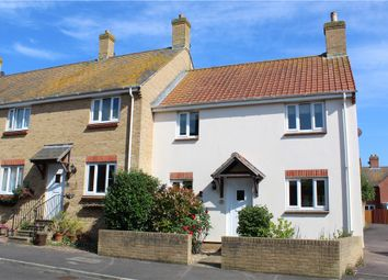 Thumbnail 3 bed semi-detached house for sale in Foxglove Way, Bridport, Dorset