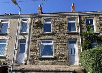 3 bed terraced house for sale in Dinas Street, Plasmarl, Swansea SA6
