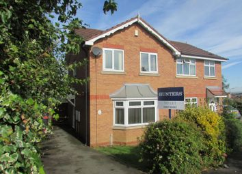 Thumbnail 3 bed semi-detached house for sale in Dexter Way, Birchmoor, Tamworth, Staffordshire