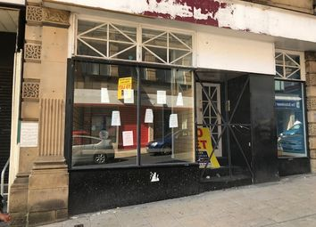 Thumbnail Retail premises to let in 45 Darley Street, Bradford