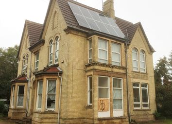 Thumbnail Block of flats for sale in Palmerstone Road, Peterborough