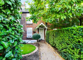 Thumbnail 2 bed terraced house for sale in Vicarage Road, Bexley Village, Kent