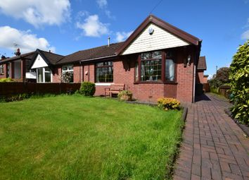Thumbnail 4 bed semi-detached bungalow for sale in Ashfield Lane, Milnrow, Rochdale