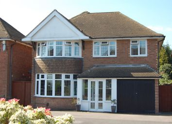 Thumbnail 5 bedroom detached house for sale in Marchmount Road, Wylde Green, Sutton Coldfield