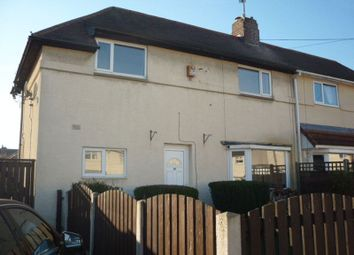 Thumbnail 3 bed semi-detached house to rent in Middleton Road, Mansfield Woodhouse, Mansfield