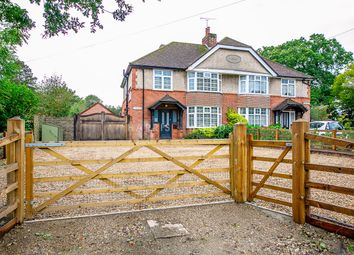 Thumbnail 4 bed semi-detached house for sale in Nayland Road, Great Horkesley, Colchester