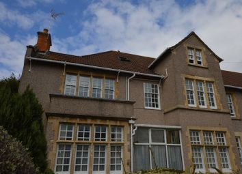 Thumbnail 2 bedroom flat for sale in Uphill Road North, Weston-Super-Mare