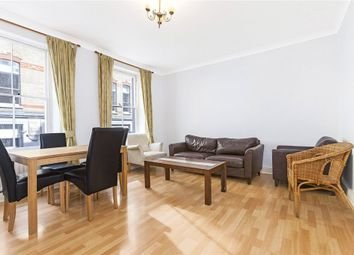 Thumbnail 2 bed flat to rent in Rathbone Street, London