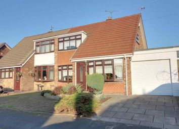 Thumbnail 2 bedroom semi-detached bungalow for sale in Briars Lane, Maghull, Liverpool