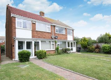 Thumbnail 3 bed property for sale in Long Reach Close, Seasalter, Whitstable