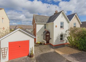 Thumbnail 2 bedroom semi-detached house for sale in Ashburton Road, Newton Abbot