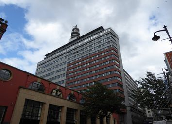 Thumbnail 1 bed flat to rent in Brindley House, Newhall Street, Birmingham