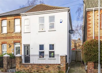 Thumbnail 3 bed semi-detached house for sale in Lodge Close, Lower Parkstone, Poole