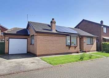 Thumbnail 2 bed detached bungalow for sale in Churchill Rise, Burstwick, Hull