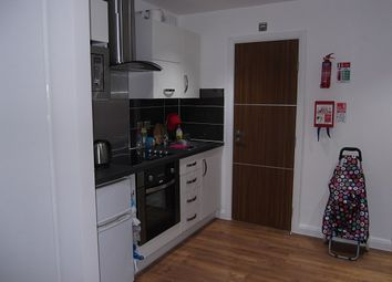 Thumbnail 1 bedroom flat to rent in De Montfort Street, Leicester