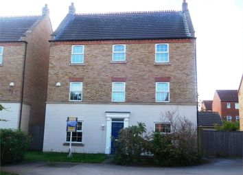 Thumbnail 6 bed detached house for sale in Belgravia Court, Worksop, Nottinghamshire