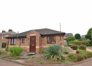 Thumbnail 2 bed detached bungalow for sale in Poplar Grove, Scotter, Gainsborough