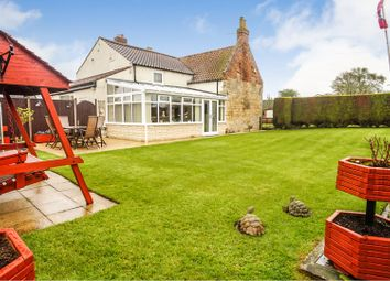 Thumbnail 3 bed detached house for sale in Carron Close, Bardney