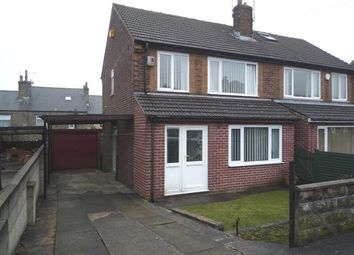 Thumbnail 3 bedroom semi-detached house for sale in Warneford Road, Cowlersley, Huddersfield
