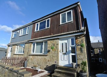 Thumbnail 3 bedroom semi-detached house for sale in Taylor Street, Golcar, Huddersfield
