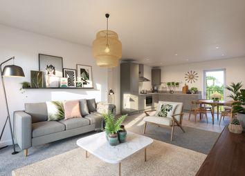 Ebbsfleet Cross, Swanscombe DA10. 2 bed flat for sale