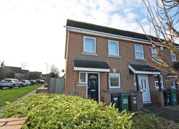 Thumbnail 2 bed end terrace house for sale in Swarbourne Close, Didcot