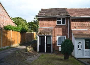 Thumbnail 2 bed terraced house to rent in Havendale, Hedge End, Southampton