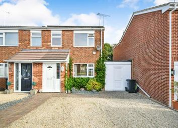 Thumbnail 3 bed semi-detached house for sale in Conisborough, Toothill, Swindon, Wiltshire