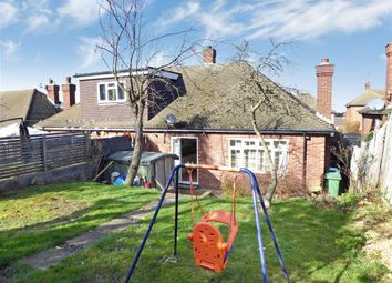 Thumbnail 2 bedroom semi-detached bungalow for sale in Cerne Road, Gravesend, Kent