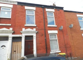 Thumbnail 2 bedroom terraced house for sale in Chester Road, Preston