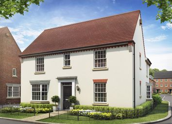 "Thumbnail 4 bed detached house for sale in ""Cadleigh"" at Southfleet Road, Swanscombe"