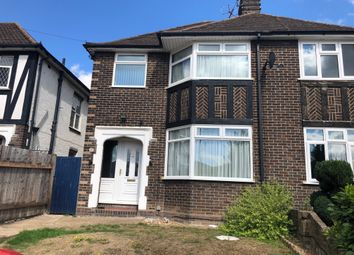 Thumbnail 3 bed semi-detached house to rent in 45 Crescent Road, Luton