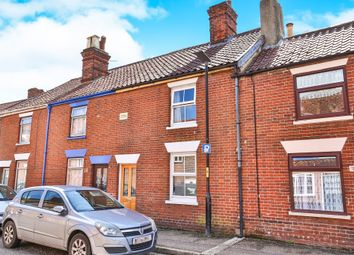 Thumbnail 2 bed terraced house for sale in Pople Street, Wymondham