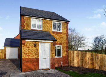 Thumbnail 3 bed detached house for sale in St. Michaels Drive, Longtown