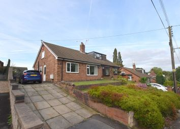 Thumbnail 2 bed semi-detached bungalow to rent in Moss Lane, Madeley, Crewe