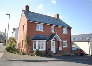 Thumbnail 4 bed detached house for sale in Sidmouth, Devon
