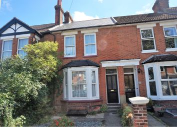 Thumbnail 2 bed terraced house for sale in St. Philips Avenue, Maidstone