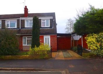 Thumbnail 3 bed semi-detached house for sale in Keith Avenue, Great Sankey, Warrington, Cheshire