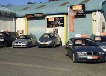 Thumbnail Commercial property for sale in Automasters, Unit F, Rospeath Industrial Estate, Penzance