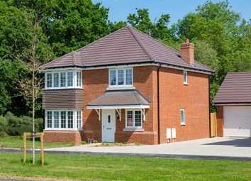 "Thumbnail 4 bed detached house for sale in ""The Canterbury"" at Duffet Drive, Winnersh, Wokingham"