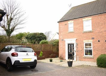 Thumbnail 3 bedroom semi-detached house for sale in William Gammon Drive, Limeslade, Swansea
