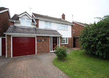 Thumbnail 4 bed detached house to rent in Brierley Walk, Cambridge