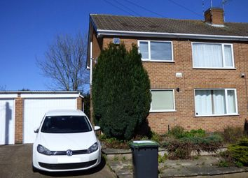 Thumbnail 2 bed flat to rent in Brampton Drive, Stapleford, Nottingham