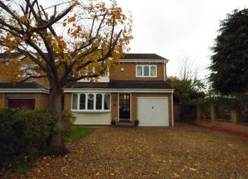 Thumbnail 4 bed detached house for sale in Hooley Close, Long Eaton, Nottingham