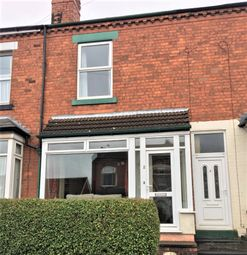 Thumbnail 2 bed terraced house to rent in Clifford Road, Bearwood. Birmingham