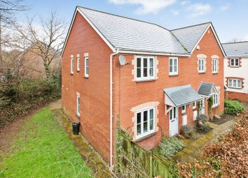 Thumbnail 3 bed semi-detached house for sale in Waylands Corner, Tiverton