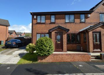 Thumbnail 2 bed end terrace house for sale in Beverley Close, Whitefield, Manchester