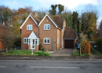 Thumbnail 4 bed detached house to rent in Abingdon Road, East Ilsley, Newbury